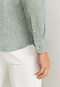 Mango - AVISPA - Shirt - green - 5
