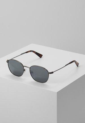 Solbriller - shiny gunmetal
