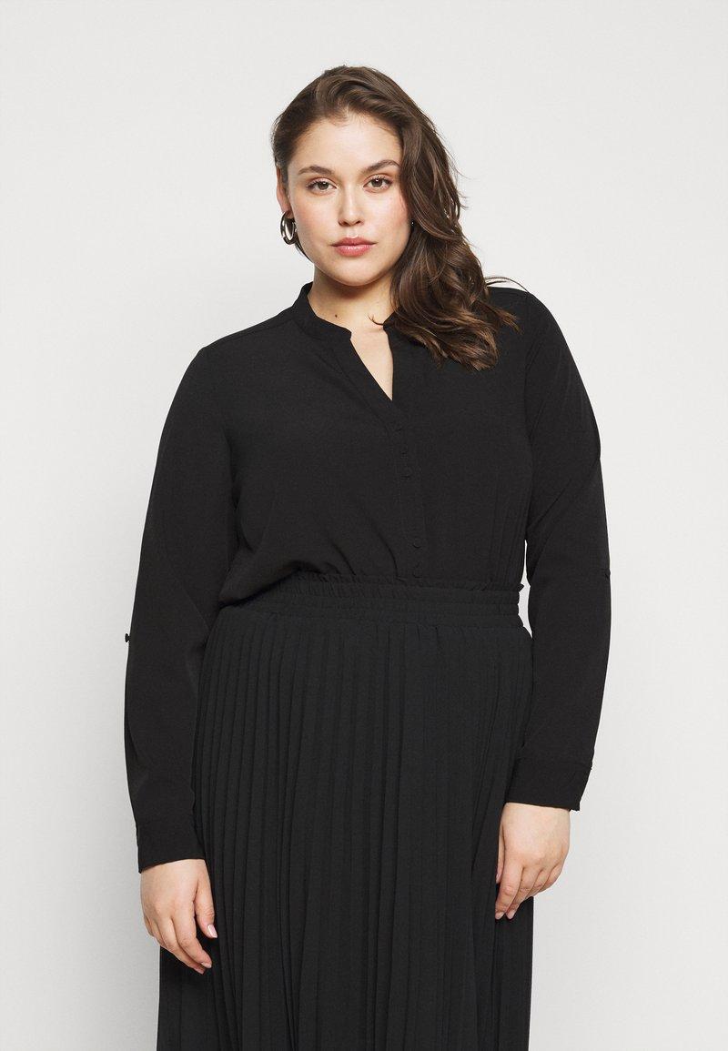 Vero Moda Curve - VMGABRINA - Blouse - black