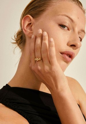 Ring - gold plated