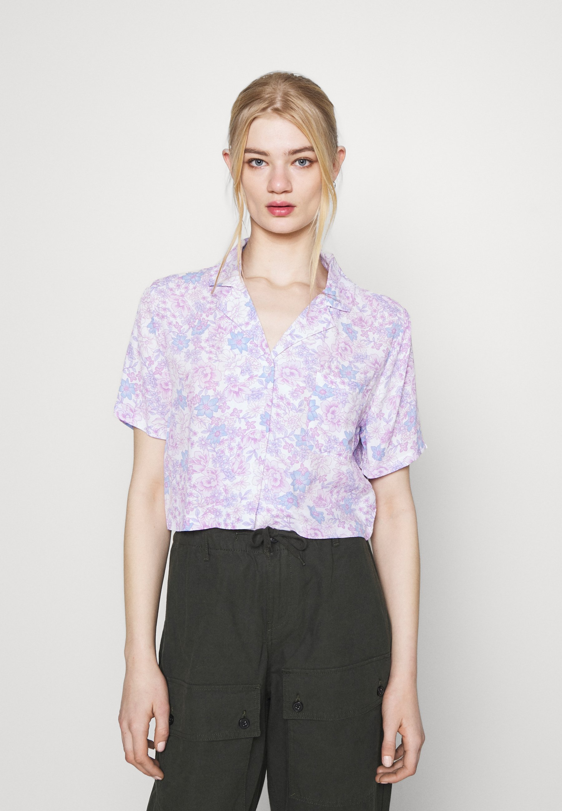 Donna CROPPED SUMMER - T-shirt con stampa