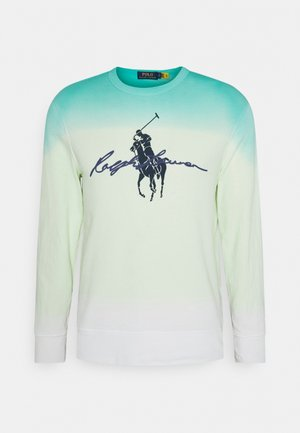SPA TERRY - Sweatshirt - multi-coloured/white/blue