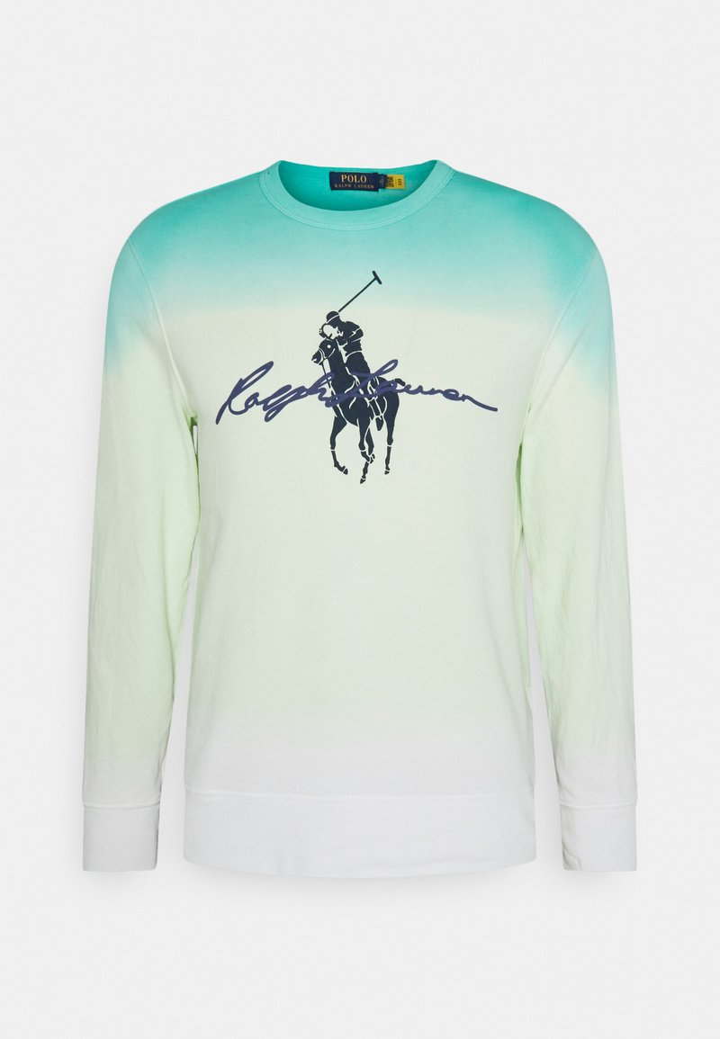 Polo Ralph Lauren - SPA TERRY - Sweatshirt - multi-coloured/white/blue