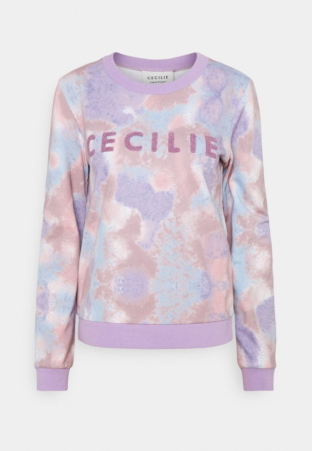 MANILA SPRAY - Sweatshirt - violette