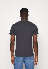 Lee - T-shirts - washed black - 2