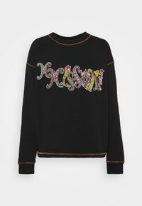 CREWNECK - Sweatshirt - black beauty