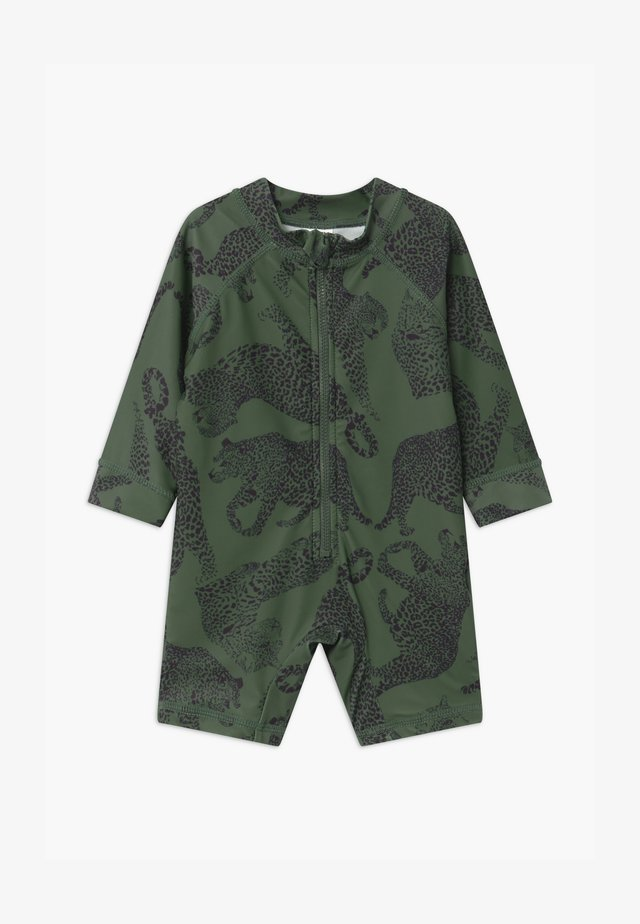CAMERON LONG SLEEVE  - Badpak - swag green