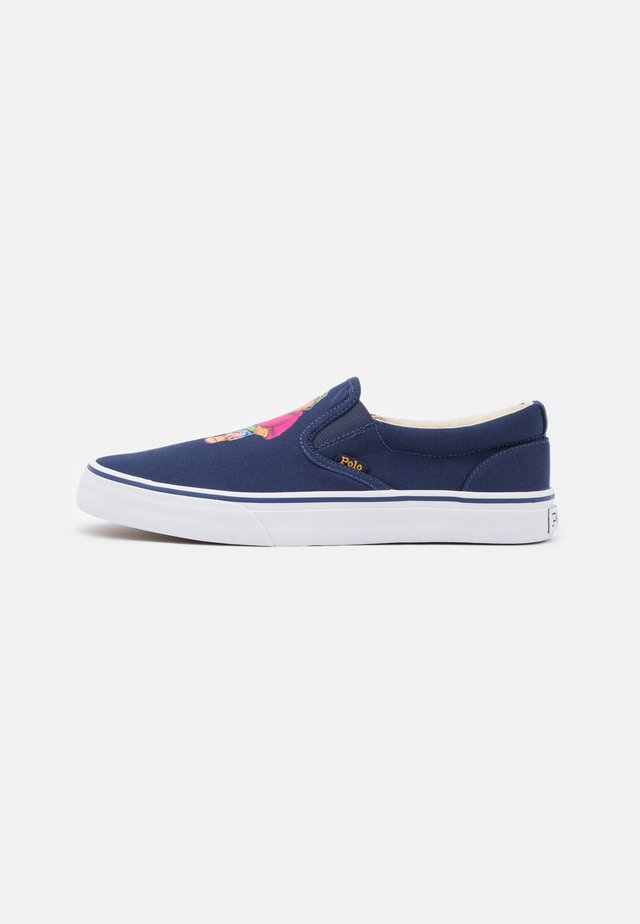THOMPSON - Sneakers laag - newport navy