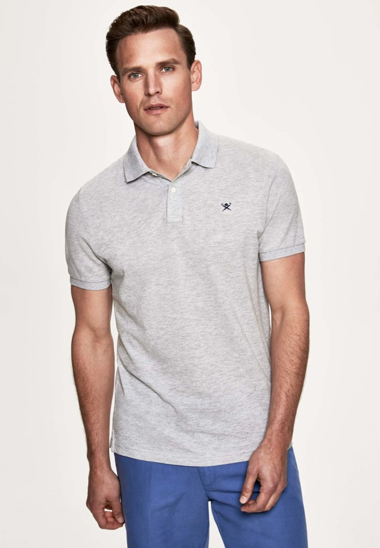 Hackett London - Polo - light grey