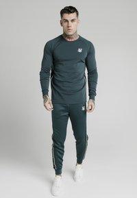 SIKSILK - Sweatshirt - ocean green - 0