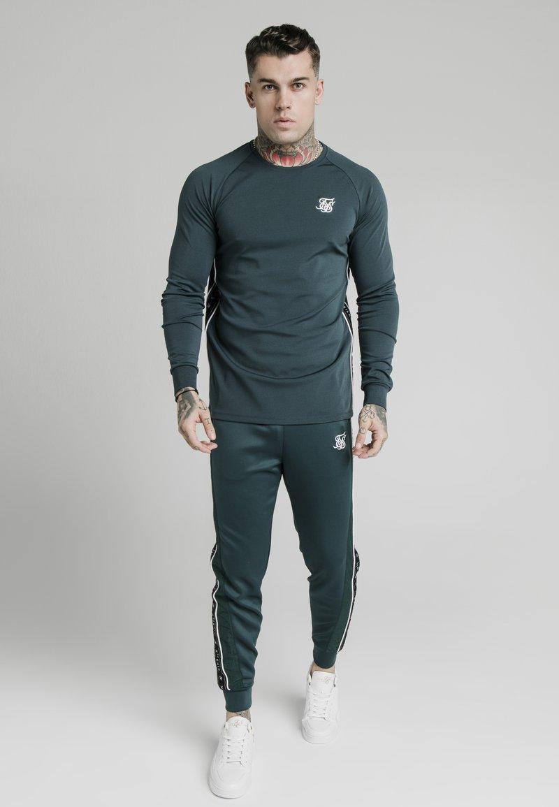 SIKSILK - Sweatshirt - ocean green