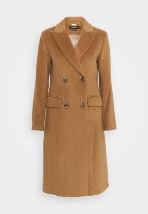 MAXI COAT - Zimní kabát - new vicuna