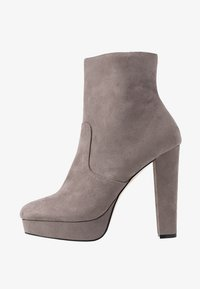 River Island Wide Fit - High heeled ankle boots - grey - 1