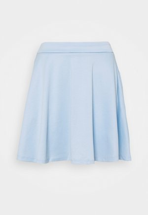 VITINNY FLARED SKIRT - Mini skirt - cashmere blue