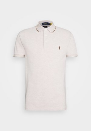 SHORT SLEEVE - Polo - expedition dune
