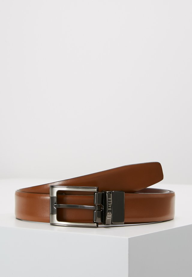 CRAFTI - Belt business - tan