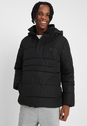 PULL OVER PUFFER  - Windbreaker - black
