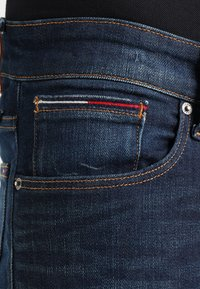 Tommy Jeans - ORIGINAL STRAIGHT RYAN DACO - Jeansy Straight Leg - dark - 3