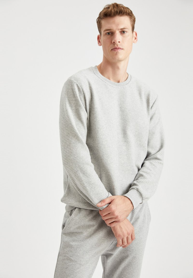 DeFacto - Sweatshirt - grey