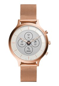 Fossil Smartwatches - Hodinky se stopkami - rose gold - 0