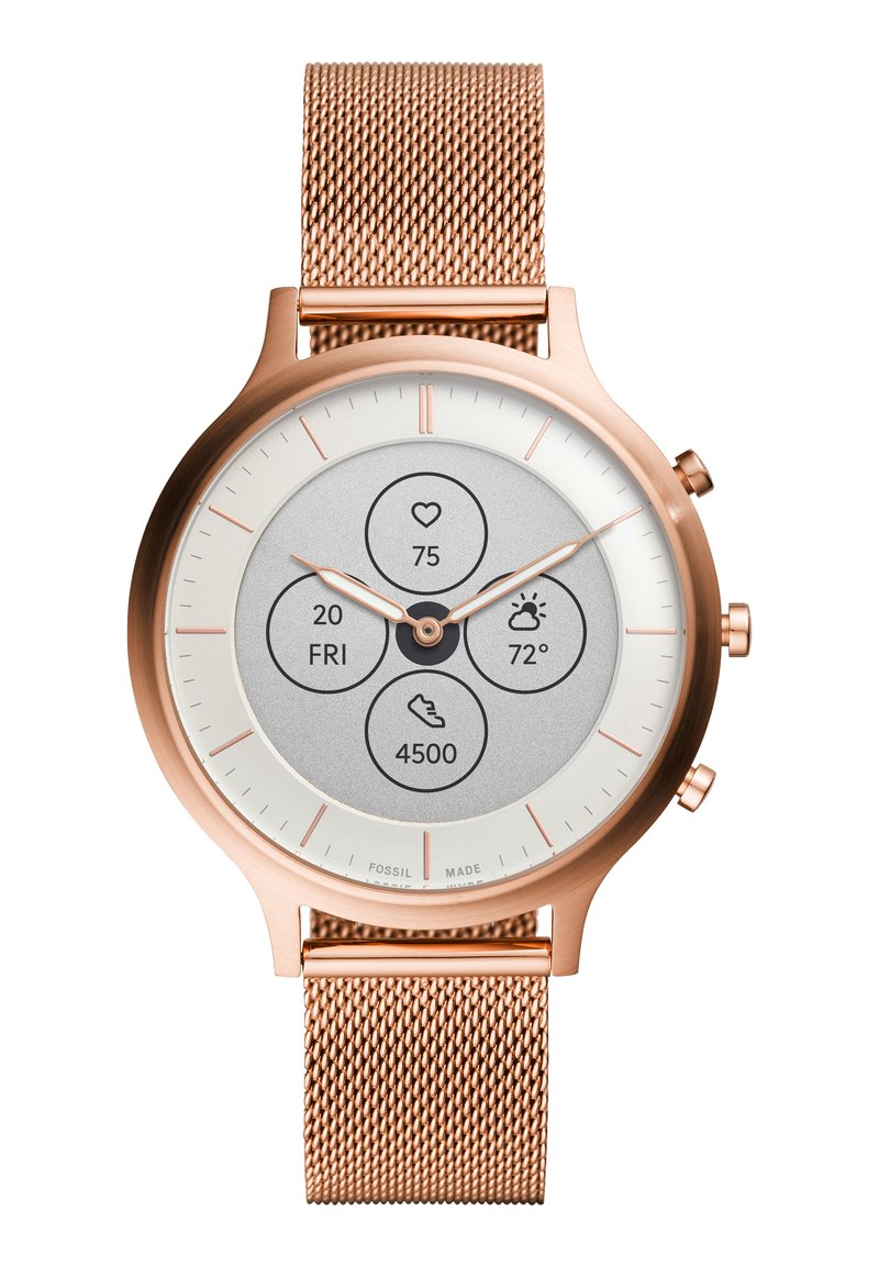 Fossil Smartwatches - Hodinky se stopkami - rose gold