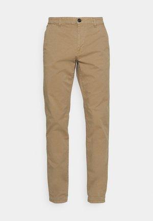 Trousers - wild khaki