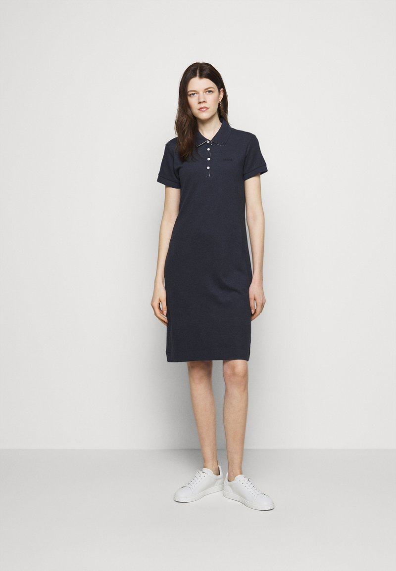 Barbour - DRESS - Sukienka letnia - navy