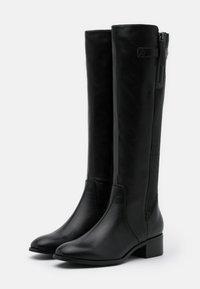 s.Oliver BLACK LABEL - Vysoká obuv - black - 2