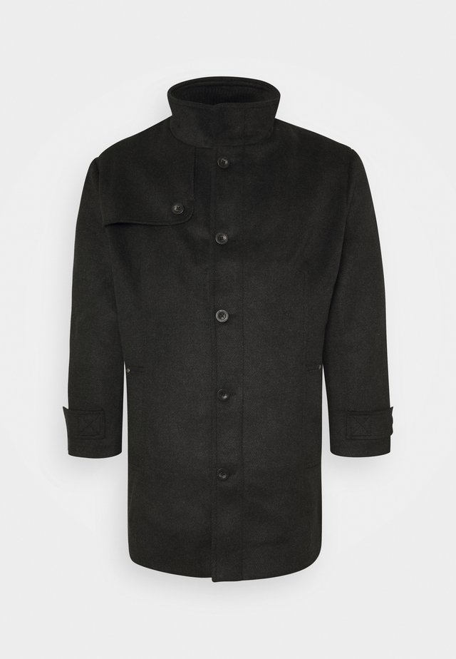 2 IN 1 - Winter coat - black