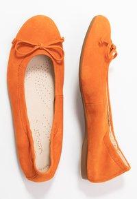 Gabor - Ballet pumps - orange - 3