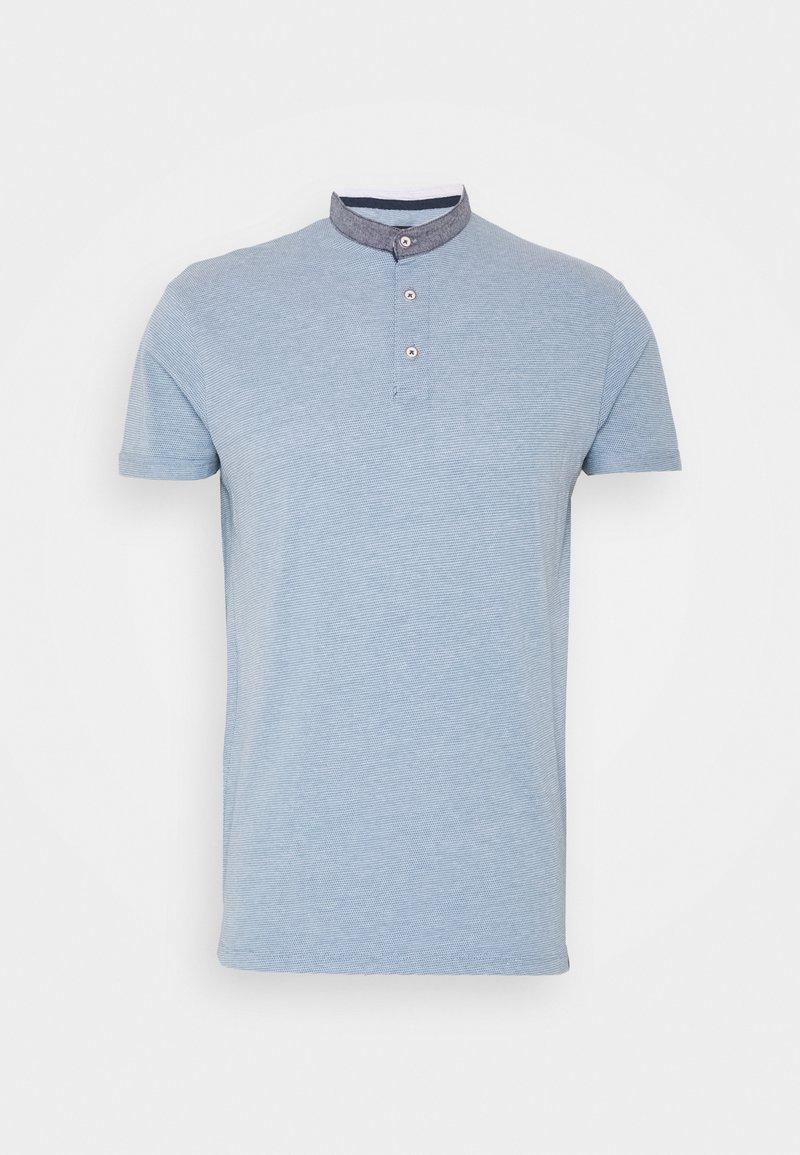 INDICODE JEANS - CAPENER - Polo shirt - aegean blue