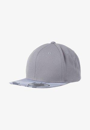 Cap - silver/camo