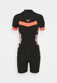 Roxy - Swimsuit - black/bright coral - 4