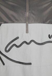 Karl Kani - SIGNATURE BLOCK - Veste de survêtement - grey - 2