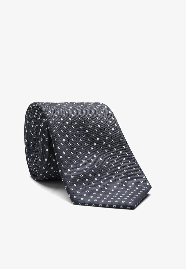 LEROY - Krawatte - blau
