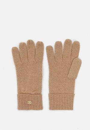 GLOVES - Gloves - timeless camel