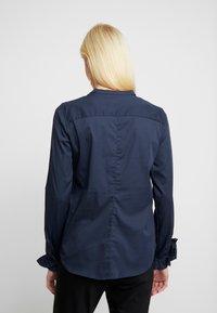 Mos Mosh - MATTIE  - Camisa - night blue - 2