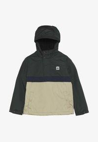 Element - BARROW 3TONES BOY - Outdoor jacket - desert khaki - 3