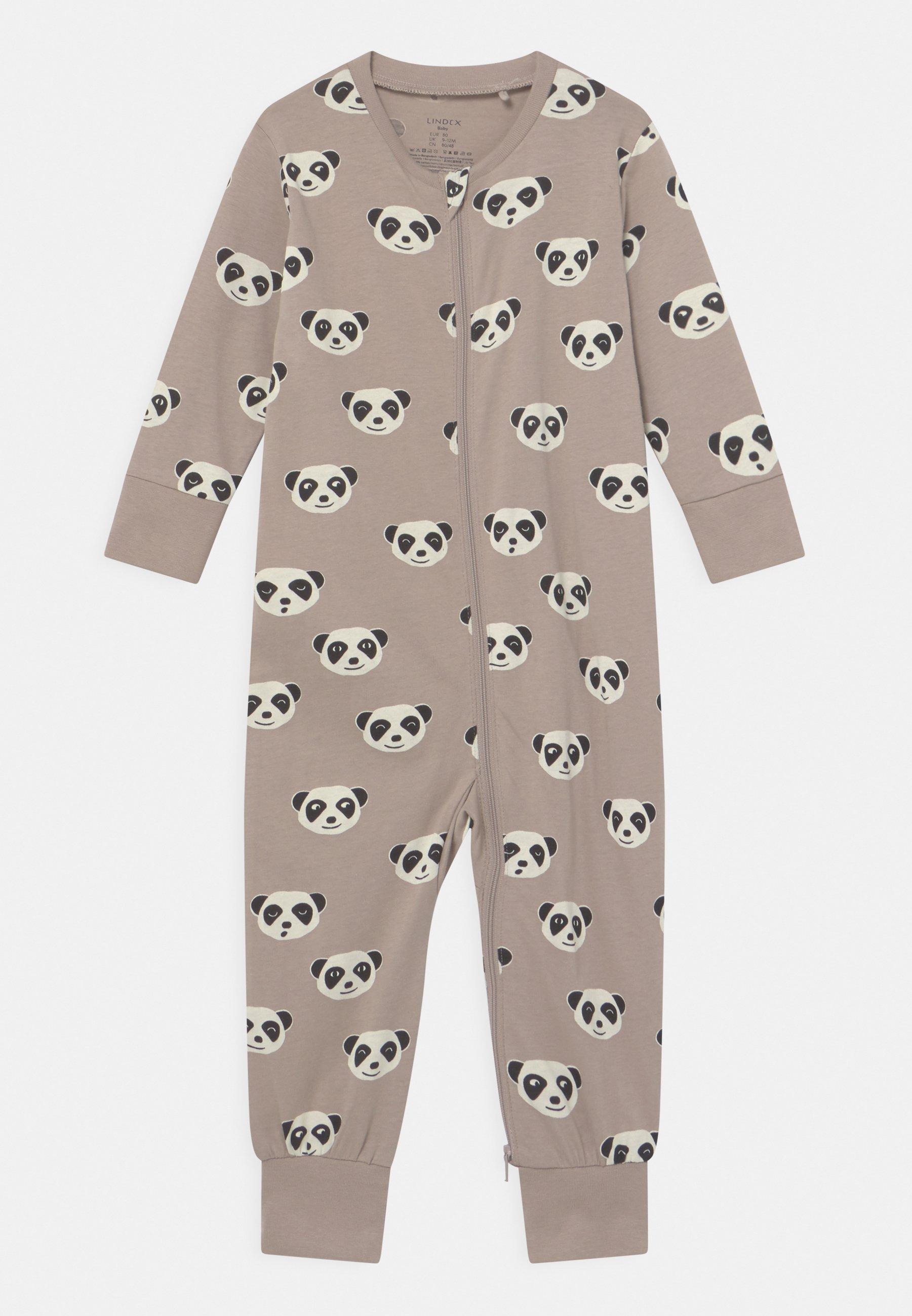 Kids MEERKAT AT BACK UNISEX - Pyjamas