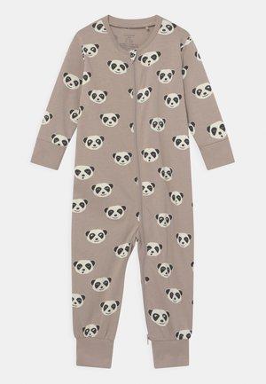 MEERKAT AT BACK UNISEX - Pyjama - beige