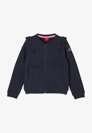 MET RUCHES - Zip-up hoodie - dark blue