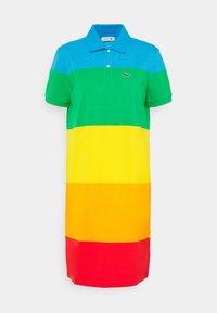 Lacoste - POLAROID - Day dress - multi-coloured - 0