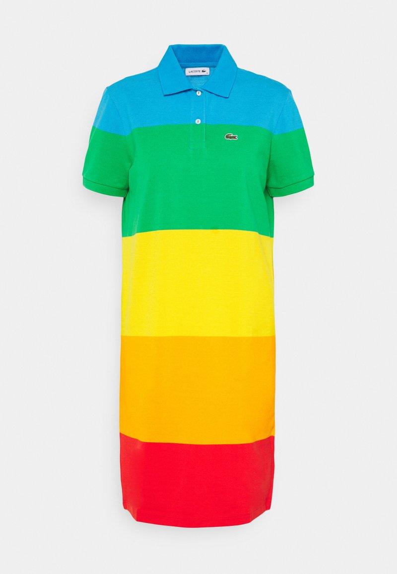 Lacoste - POLAROID - Day dress - multi-coloured
