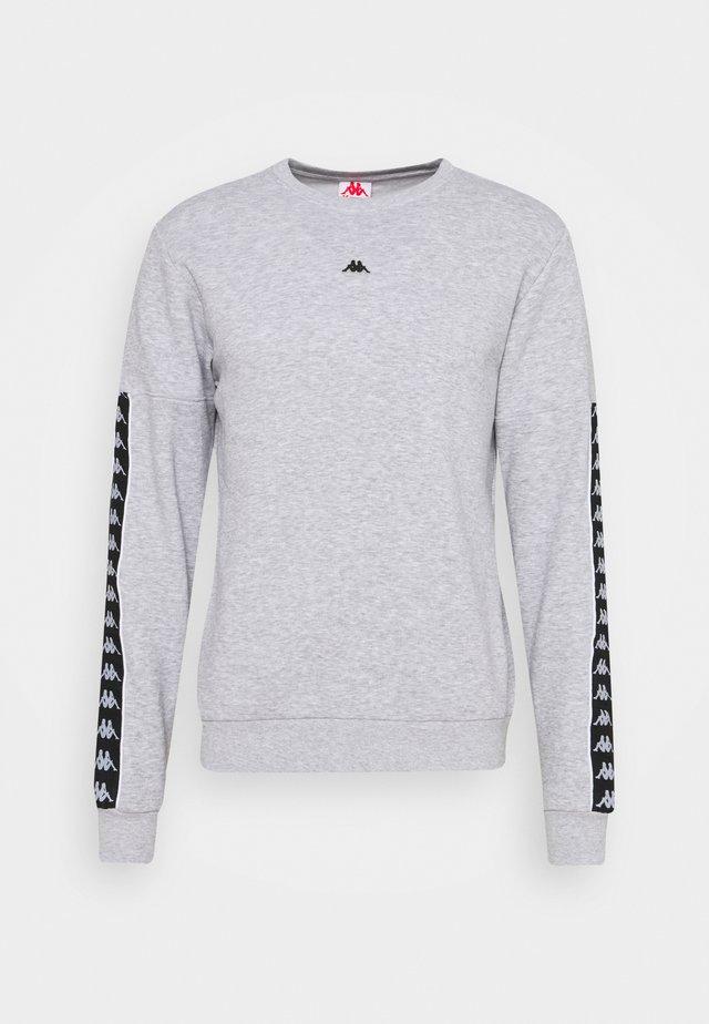 HABITAT - Sweatshirt - high-rise melange