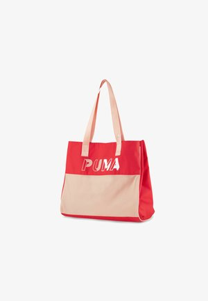 Sports bag - poppy red