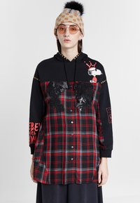 Desigual - Sweatshirt - black - 0