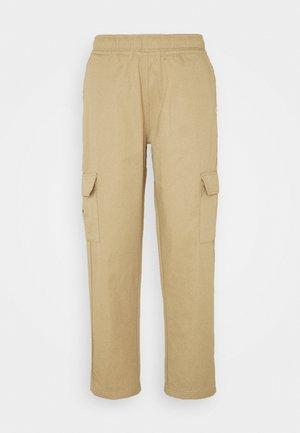 PANTS - Spodnie materiałowe - tan