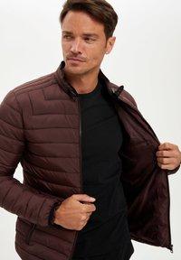 DeFacto - Light jacket - bordeaux - 2