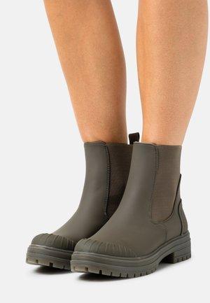VEGAN RESISTANT - Classic ankle boots - khaki