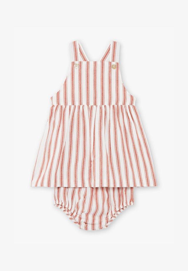 VANILLA  - Korte jurk - orange